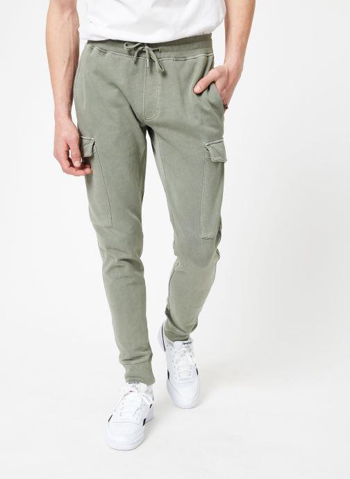 Tøj Compagnie de Californie Inglewood Jogpant Grøn detaljeret billede af skoene