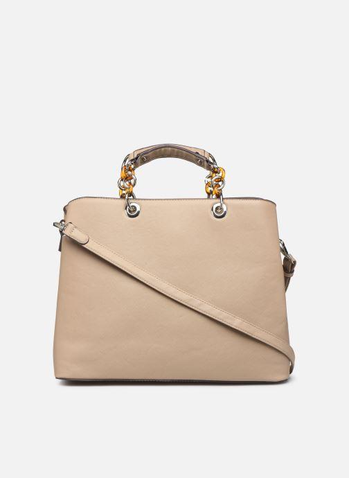 Handtaschen Tamaris Rania Business Bag beige ansicht von vorne