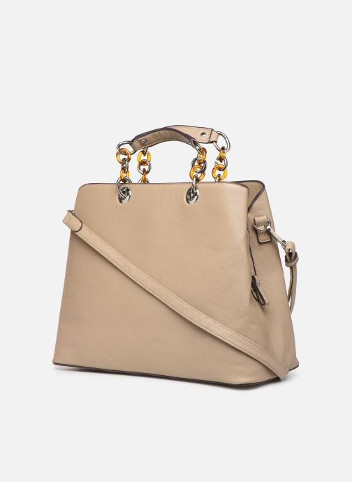 Handbags Tamaris Rania Business Bag Beige view from the right