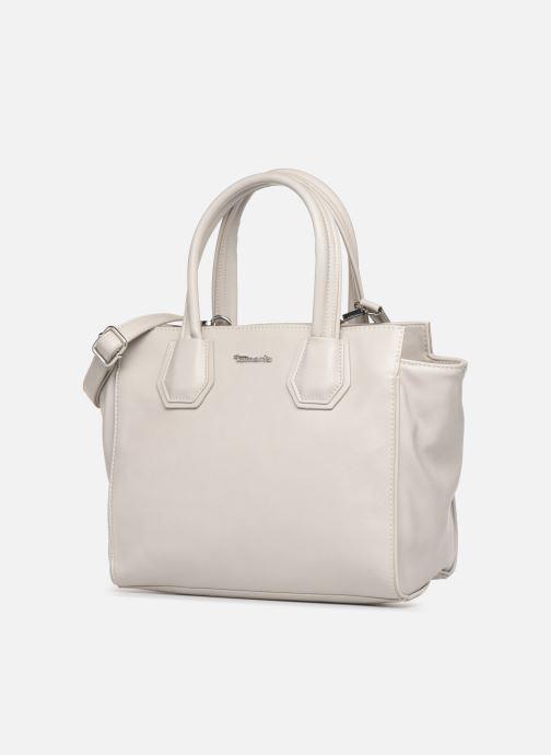 Sacs à main Tamaris Babette Handbag Gris vue portées chaussures