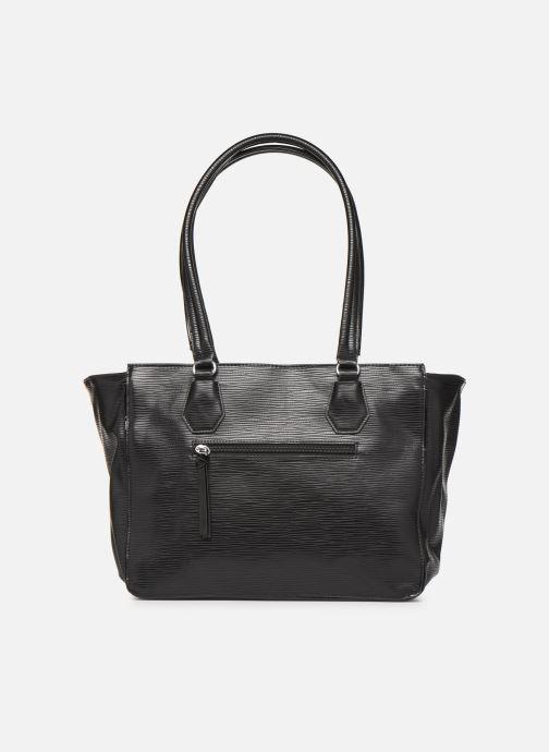 Handtaschen Tamaris Babette Shoulder Bag schwarz ansicht von vorne