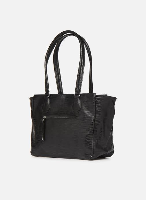 Handtaschen Tamaris Babette Shoulder Bag schwarz ansicht von rechts