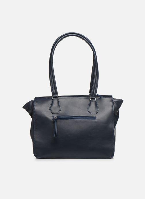 Handtaschen Tamaris Babette Shoulder Bag blau ansicht von vorne