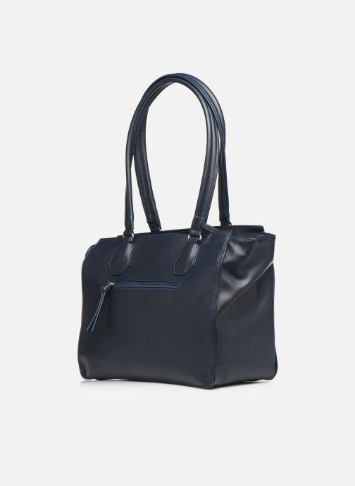Handtaschen Tamaris Babette Shoulder Bag blau ansicht von rechts