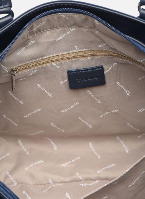 Handtaschen Tamaris Babette Shoulder Bag blau ansicht von hinten