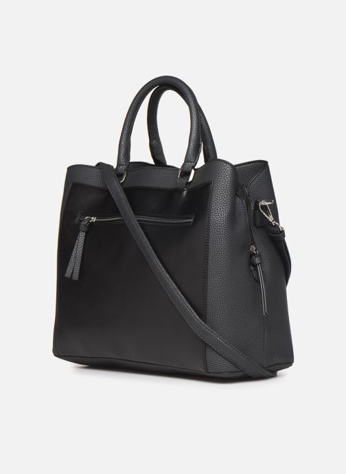 Handtaschen Tamaris Elsa Business Bag schwarz ansicht von rechts