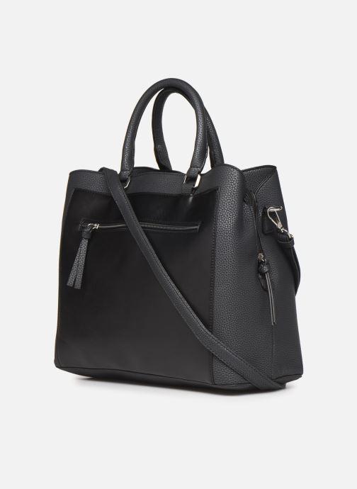 Bolsos de mano Tamaris Elsa Business Bag Negro vista lateral derecha