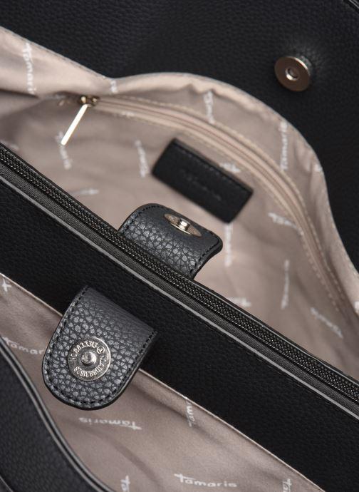 Handtaschen Tamaris Elsa Business Bag schwarz ansicht von hinten