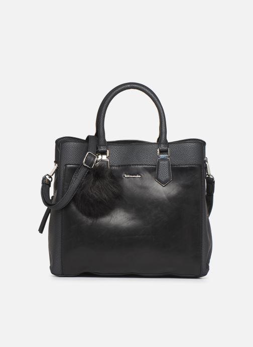 Handtassen Tamaris Elsa Business Bag Zwart detail