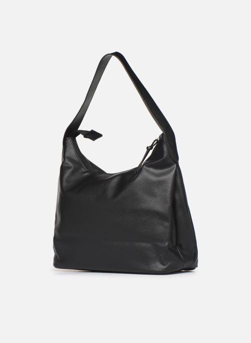 Sacs à main Tamaris Louise Hobo Bag Noir vue droite