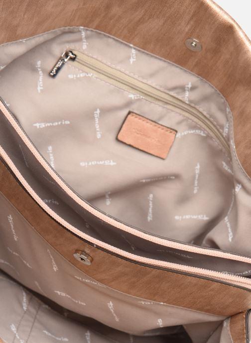 Handtassen Tamaris Nadine Shoulderbag Beige achterkant