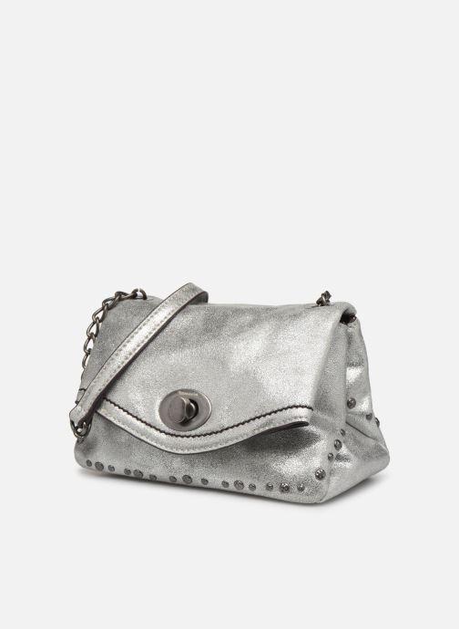 Handtassen Tamaris Pamela Crossbody Bag Zilver model