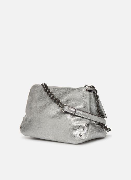 Handtassen Tamaris Pamela Crossbody Bag Zilver rechts