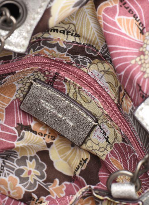 Handtassen Tamaris Pamela Crossbody Bag Zilver achterkant