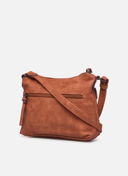 Sacs à main Tamaris Adriana Crossbody Bag S Marron vue droite