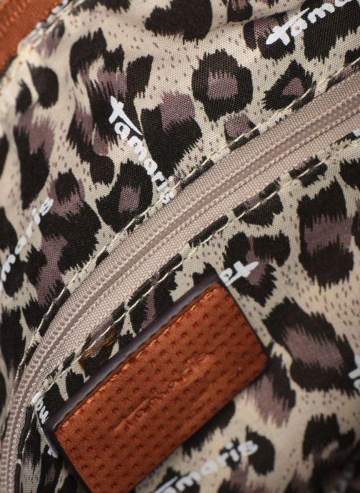Sacs à main Tamaris Adriana Crossbody Bag S Marron vue derrière