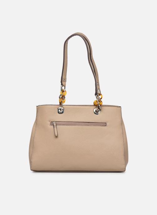 Handbags Tamaris Rania Shoulder Bag Beige front view