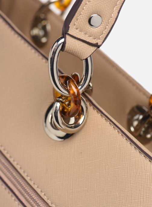 Handtaschen Tamaris Rania Shoulder Bag beige ansicht von links