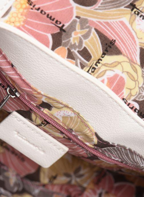 Handtaschen Tamaris Georgette Crossbody Bag weiß ansicht von hinten