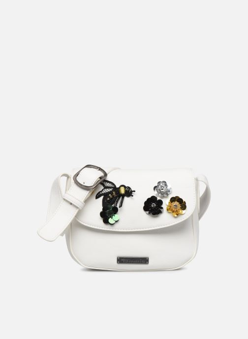 Handbags Tamaris Georgette Crossbody Bag White detailed view/ Pair view
