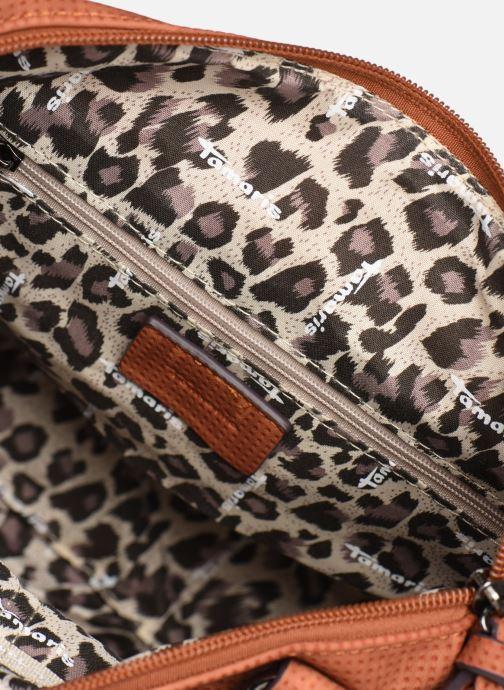 Handbags Tamaris Adriana Shoulder Bag Brown back view
