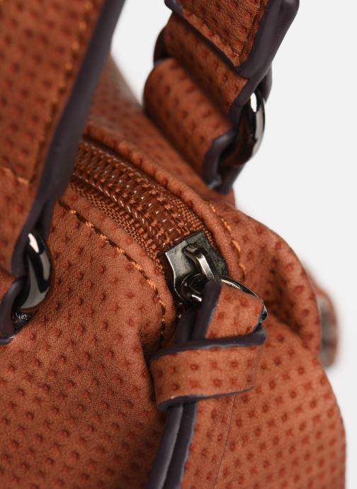 Handtaschen Tamaris Adriana Shoulder Bag braun ansicht von links