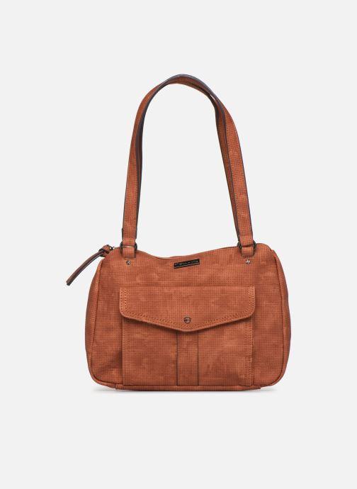 Handbags Tamaris Adriana Shoulder Bag Brown detailed view/ Pair view