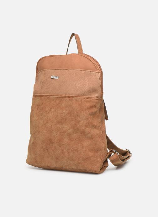 Rucksacks Tamaris Khema Backpack Brown model view