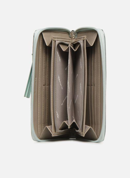 Portemonnaies & Clutches Tamaris Debra Big Zip Around Wallet silber ansicht von hinten