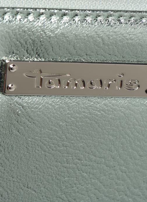 Portemonnaies & Clutches Tamaris Debra Big Zip Around Wallet silber ansicht von links