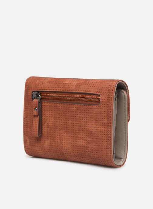 Portemonnaies & Clutches Tamaris Adriana Small Wallet With Flap braun ansicht von rechts