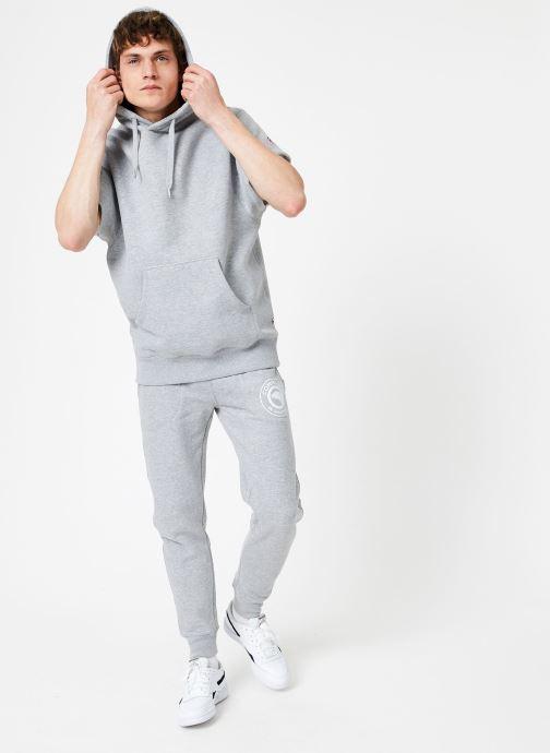 Tøj Compagnie de Californie Groove Hoody Grå se forneden