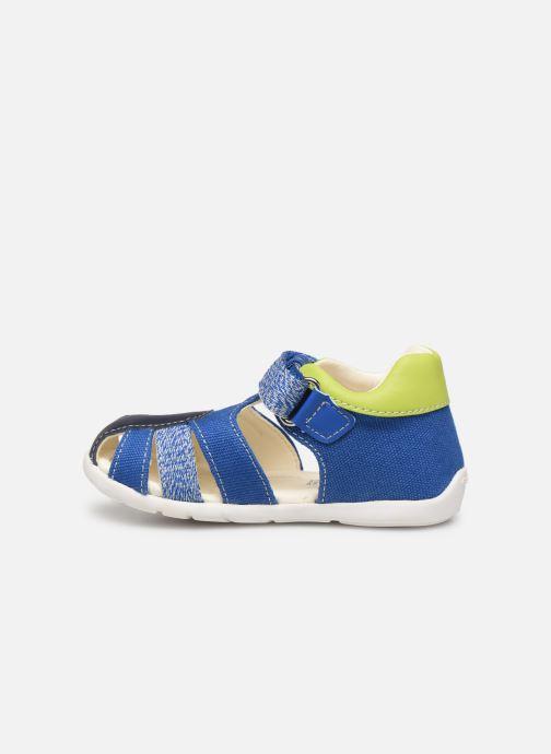 Sandalen Geox B Kaytan B. B8250D Blauw voorkant