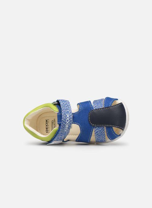 Sandalen Geox B Kaytan B. B8250D Blauw links