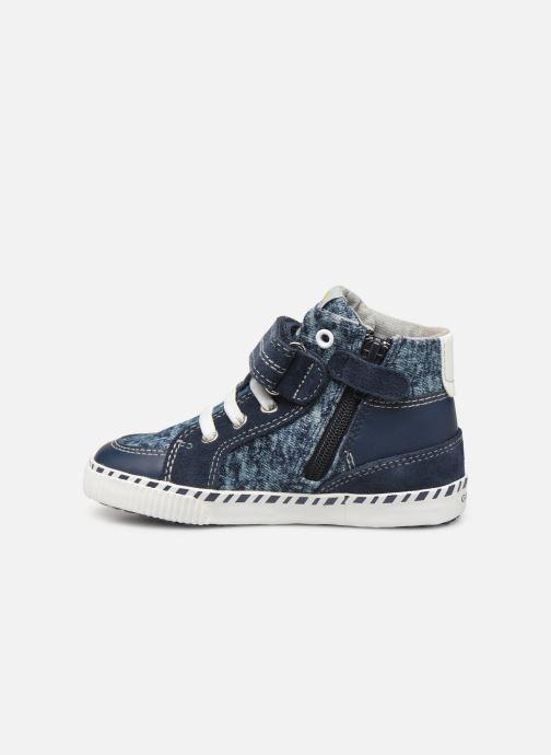 Sneakers Geox B KILWI Boy B82A7C Blauw voorkant