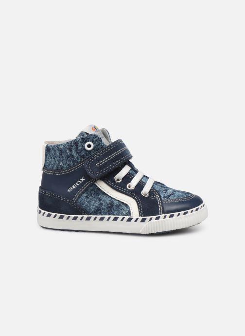 Sneakers Geox B KILWI Boy B82A7C Blauw achterkant