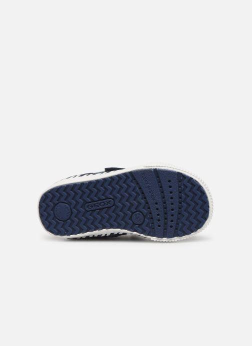 Sneakers Geox B KILWI Boy B82A7C Blauw boven