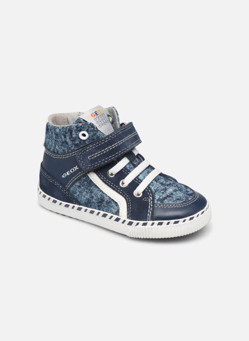 Sneakers Geox B KILWI Boy B82A7C Blauw detail