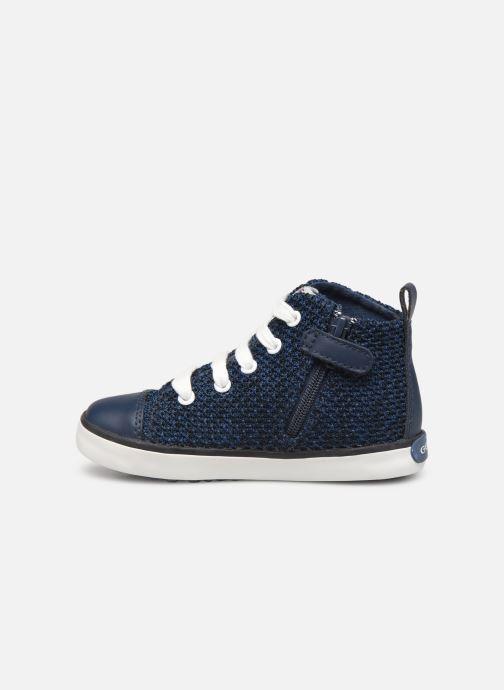 Sneakers Geox B KILWI Boy B82A7I Blauw voorkant