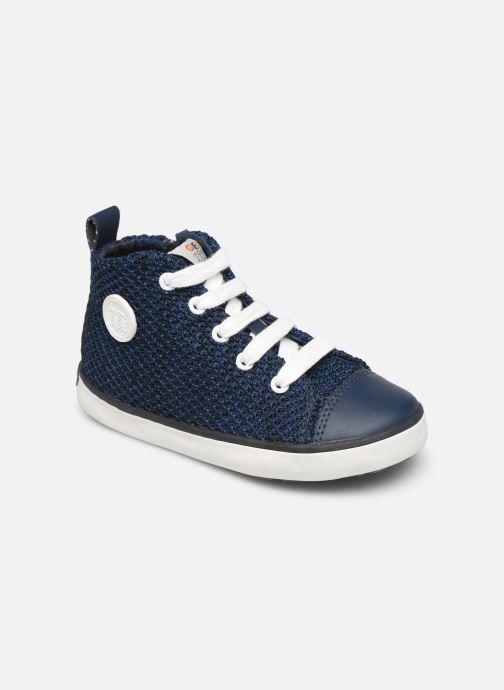 Baskets Geox B KILWI Boy B82A7I Bleu vue détail/paire