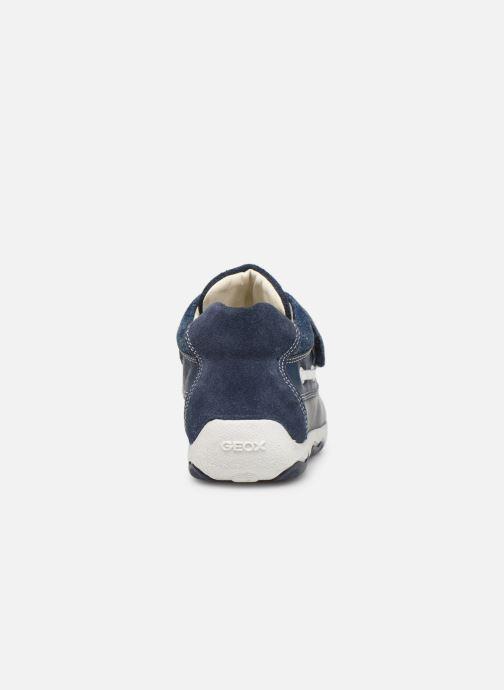 Sneakers Geox B New Balu' B. B820PA Blauw rechts