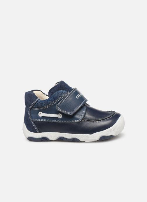 Sneakers Geox B New Balu' B. B820PA Blauw achterkant