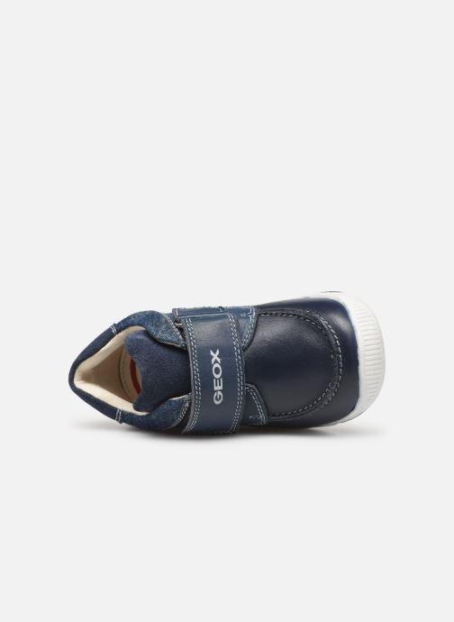 Sneakers Geox B New Balu' B. B820PA Blauw links