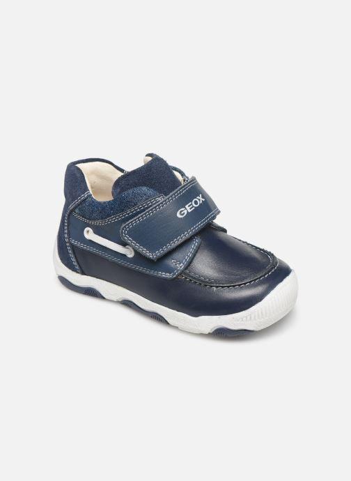 Sneakers Geox B New Balu' B. B820PA Blauw detail