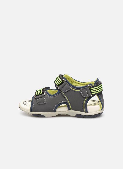 Sandales et nu-pieds Geox B  S.Agasim B. B721AF Gris vue face