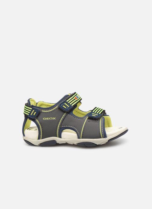 Sandales et nu-pieds Geox B  S.Agasim B. B721AF Gris vue derrière