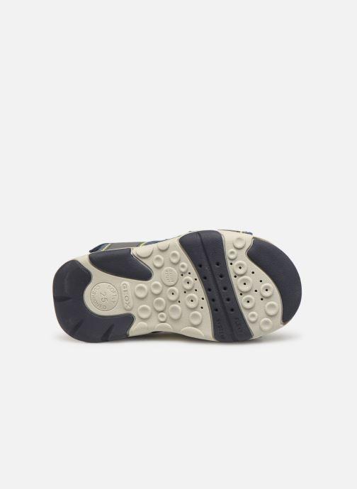 Sandales et nu-pieds Geox B  S.Agasim B. B721AF Gris vue haut
