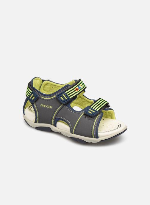 Sandales et nu-pieds Geox B  S.Agasim B. B721AF Gris vue détail/paire