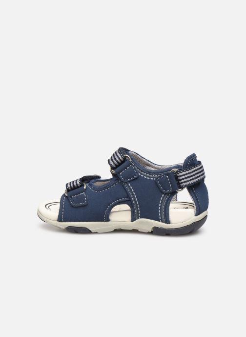 Sandales et nu-pieds Geox B  S.Agasim B. B721AF Bleu vue face