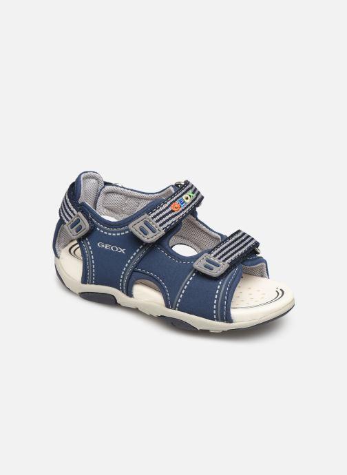 Sandales et nu-pieds Geox B  S.Agasim B. B721AF Bleu vue détail/paire